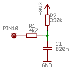 equivalent circuit to pin2